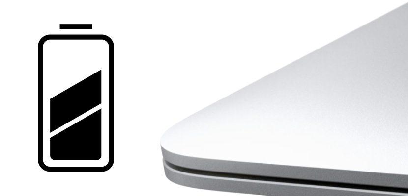 Calibrar batería de un MacBook