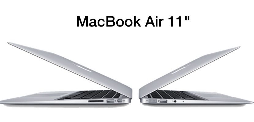 MacBook Air de 11 pulgadas