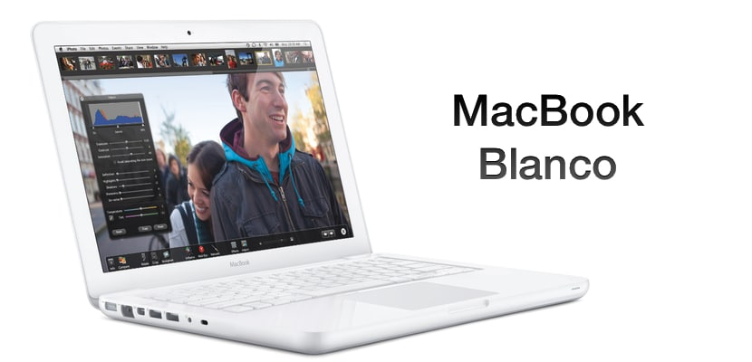 MacBook Blanco