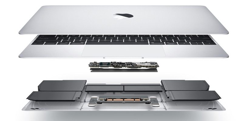 MacBook de aluminio