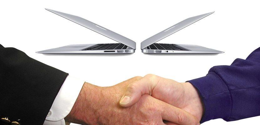 MacBook de segunda mano