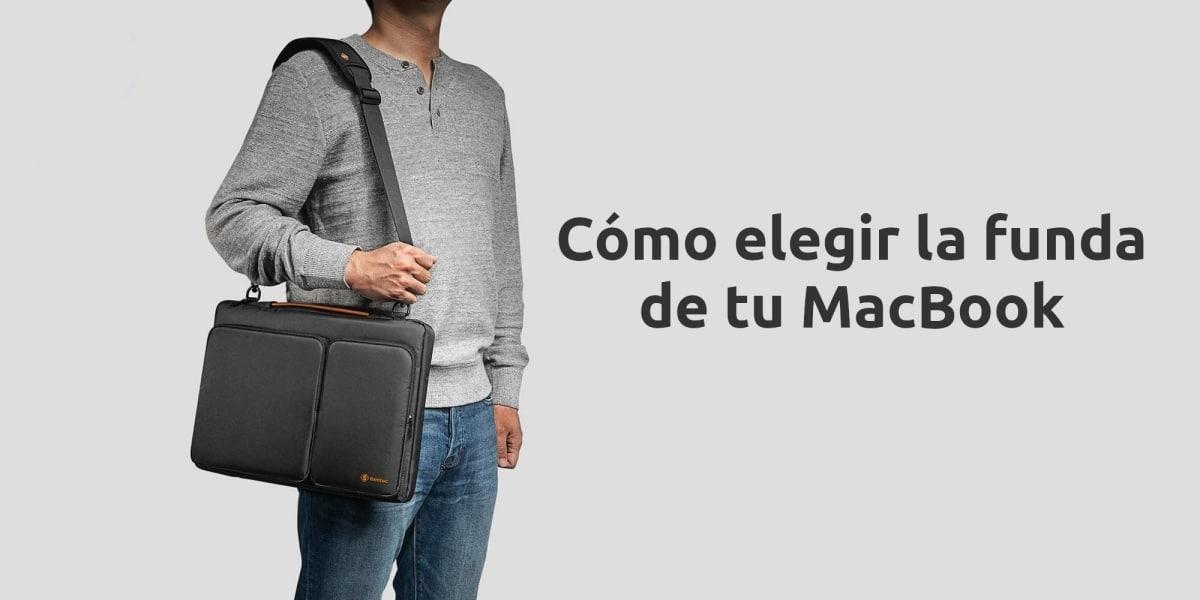 Cómo elegir funda para macbook