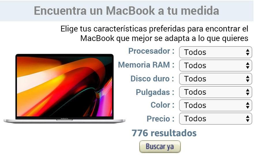 configurador de macbook a medida